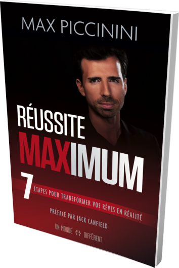 Livre Best-Seller Reussite Maximum - Max Piccinini