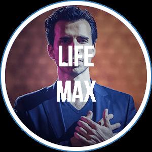LifeMax, le séminaire qui s'adresse à ceux qui veulent apprendre comment avoir une vitalité renforcée, une vie plus épanouie.