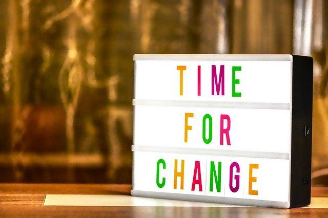 changer pour devenir le leader de sa vie
