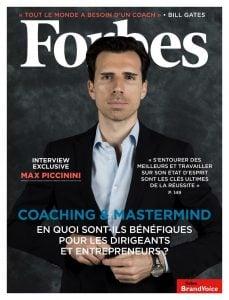 Max Piccinini - Forbes Magazine