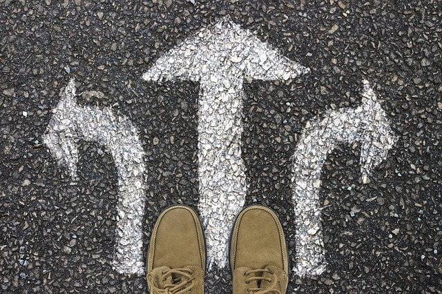 faire des choix difficiles pour avoir une vie facile