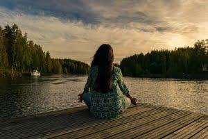 méditer pour accepter ce qui est