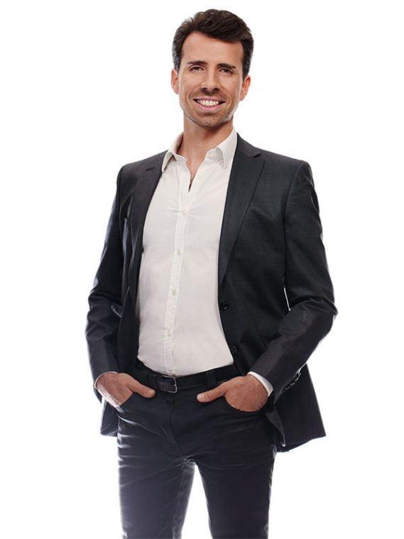Max Piccinini-Entrepreneur, Auteur Best-seller et Coach de renommée internationale.